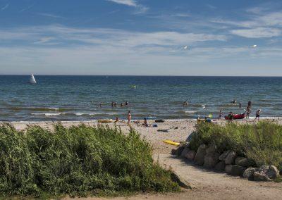 Lust auf Strand