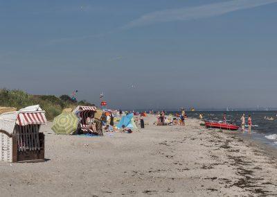 Sommerleben am Strand